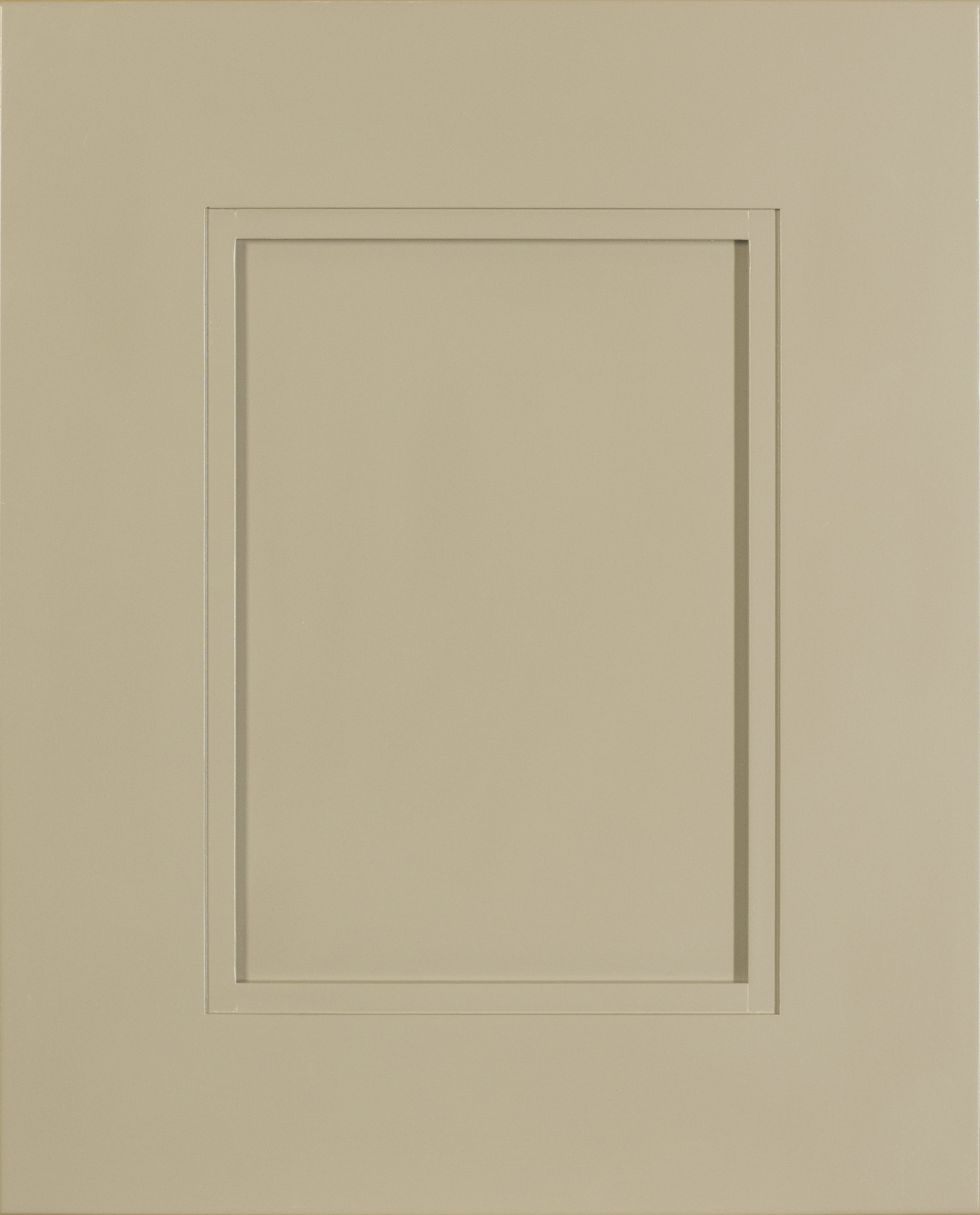 """Mission - Recessed 1/4"""" Center PanelCherry 