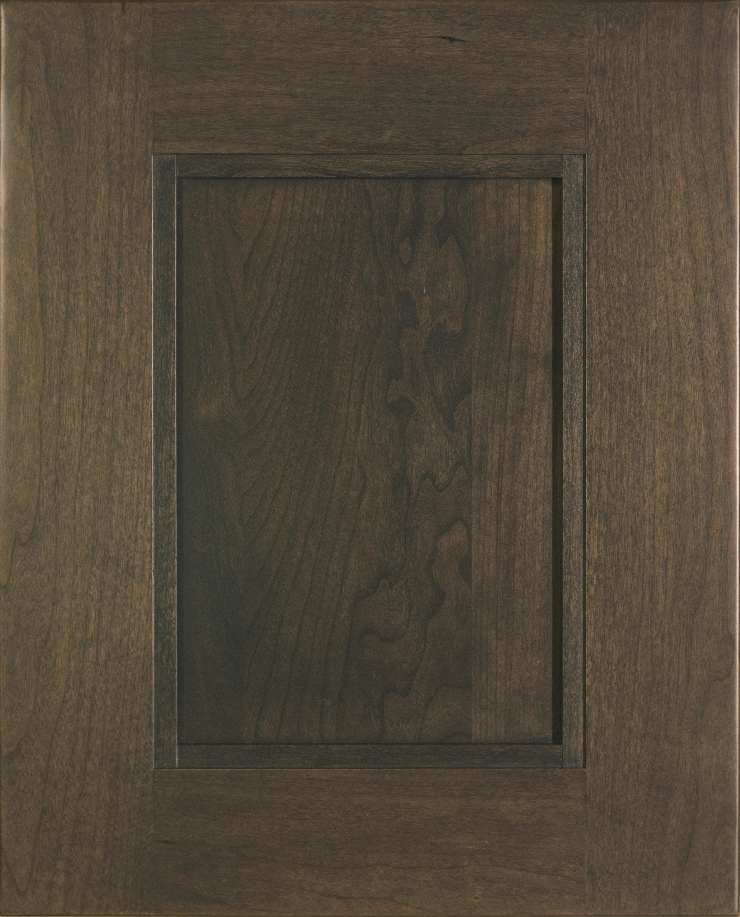 Acadia - Reverse Raised Center PanelCherry | Maple | Paint | Rustic Beech | White OakShown in Cherry Stone