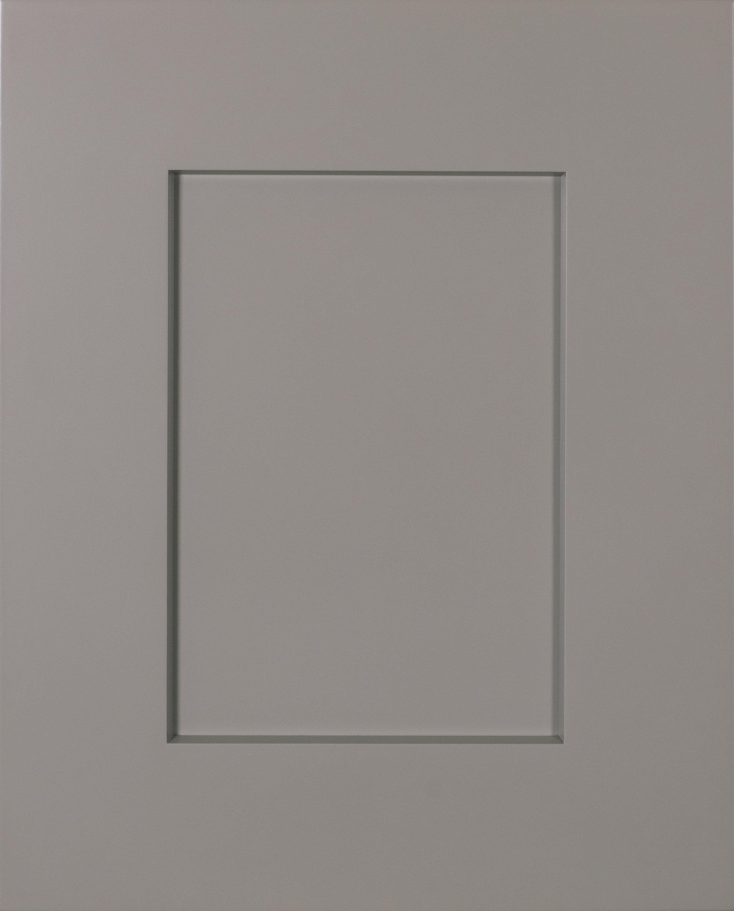 Olympic - Reverse Raised Center PanelCherry | Maple | Paint | Rustic Beech | White OakShown in Mist Paint