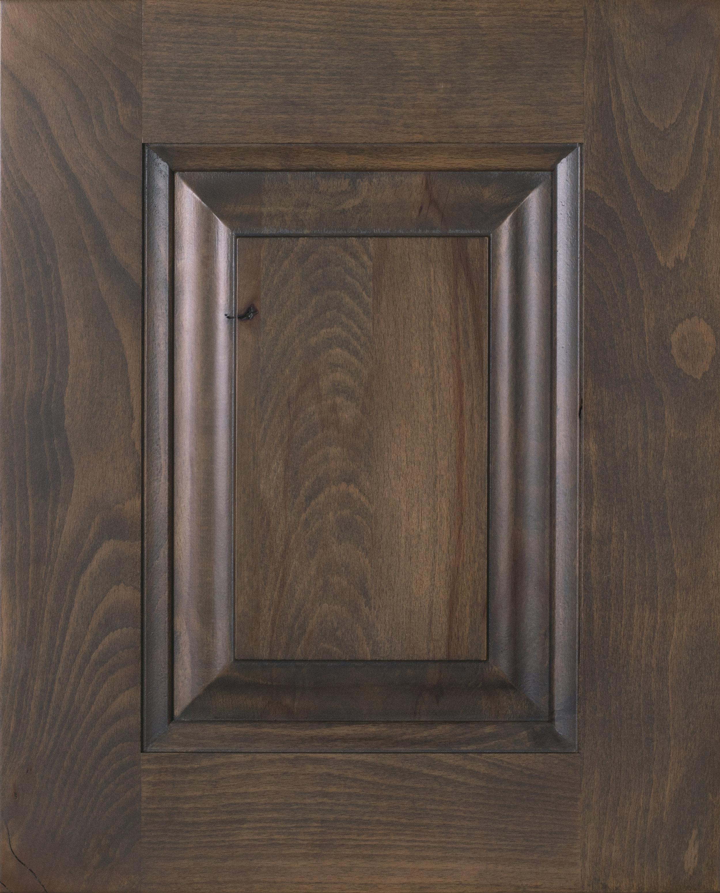 Sequoia - Raised Center PanelCherry | Maple | Paint | Rustic BeechShown in Rustic Beech Driftwood