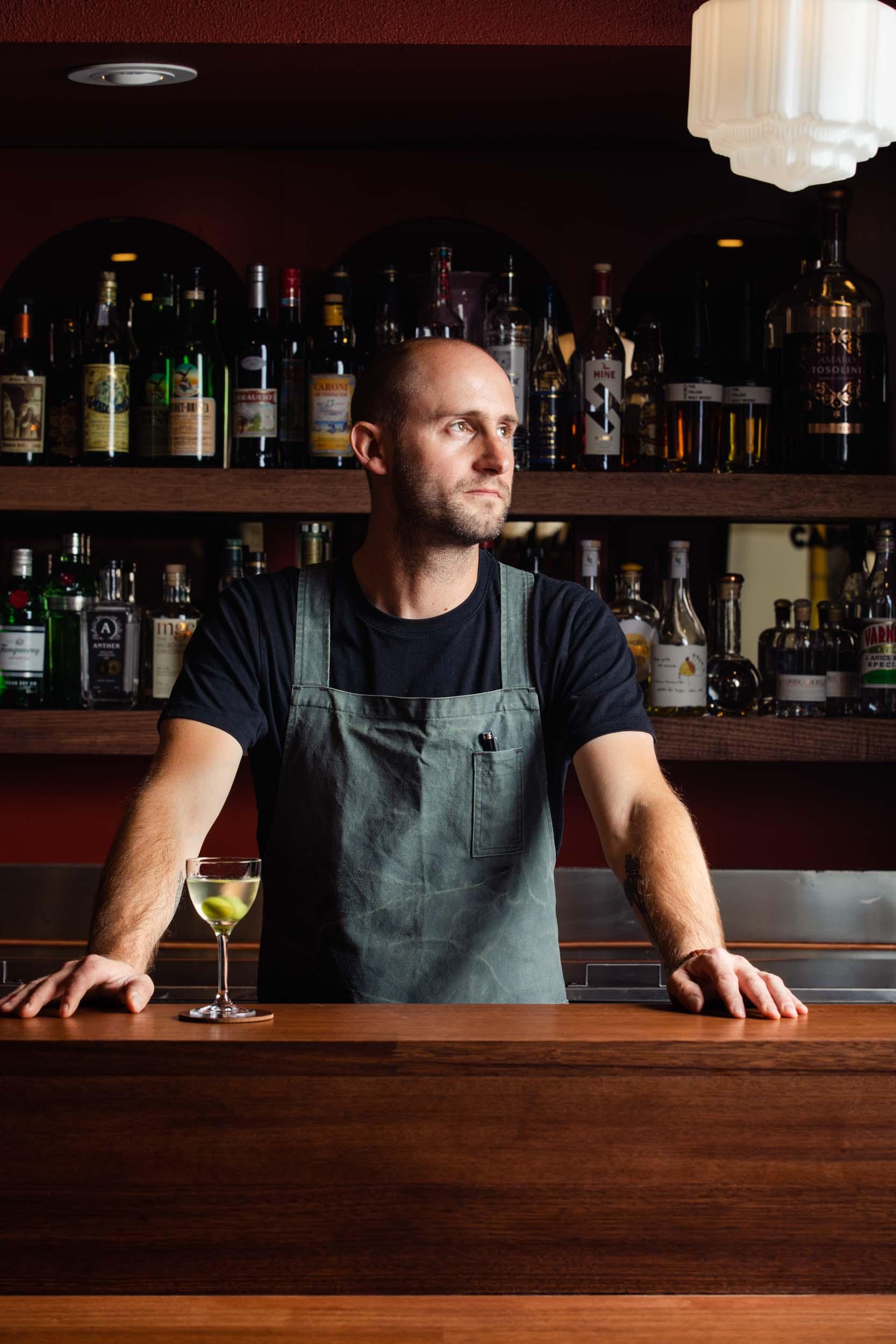 Darren Leaney - Bartender