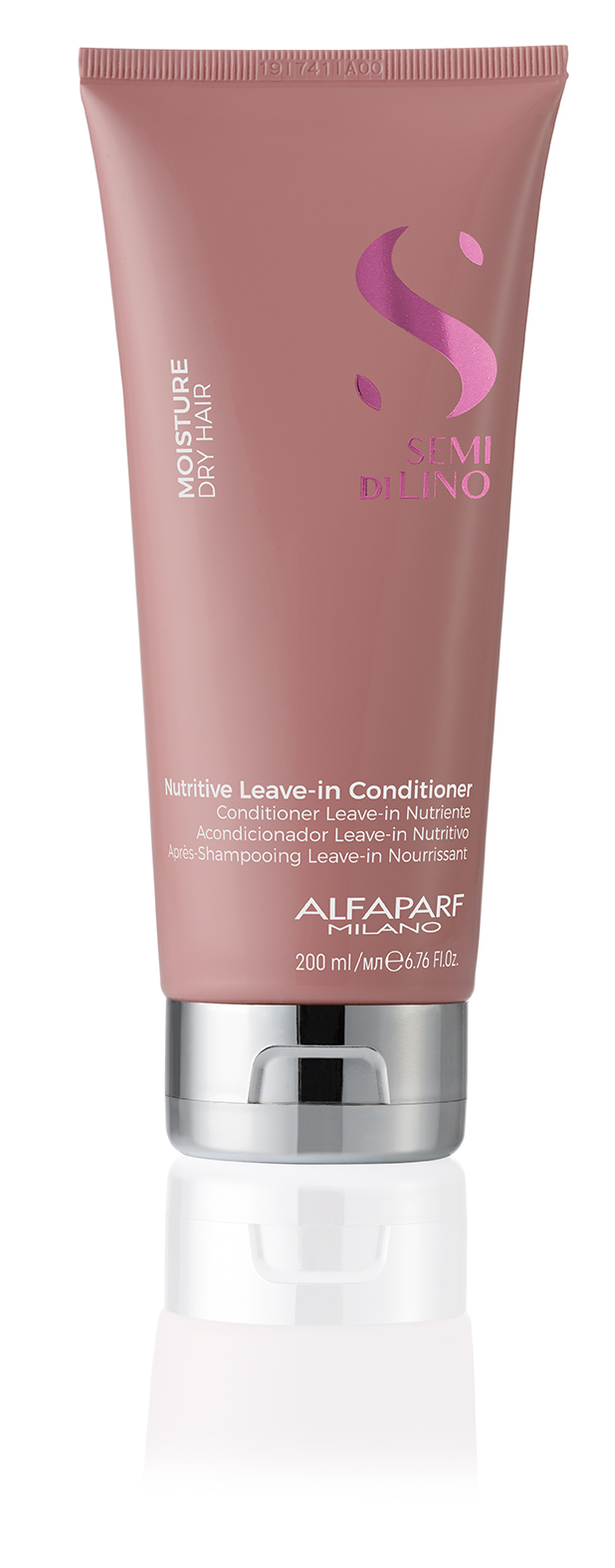 NUTRITIVE LEAVE-IN CONDITIONER    DESCRIPTION   Softens the hair fiber Improves combability   FORMAT   Tube 200ml
