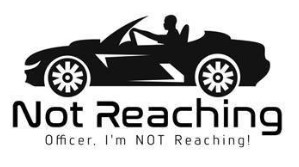 A solution to the fatal traffic stops experienced particularly by young, minority males throughout the country. Not Reaching! is a revolutionary identification system that allows motorists to remain stationary in their vehicles during a traffic stop by eliminating reaching for identification by the request of law enforcement. Not Reaching is a start to a safe traffic stop and helps to de-escalate a tense situation.