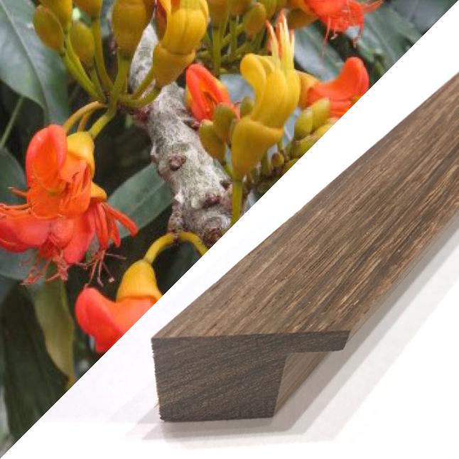 Blackbean timber frame