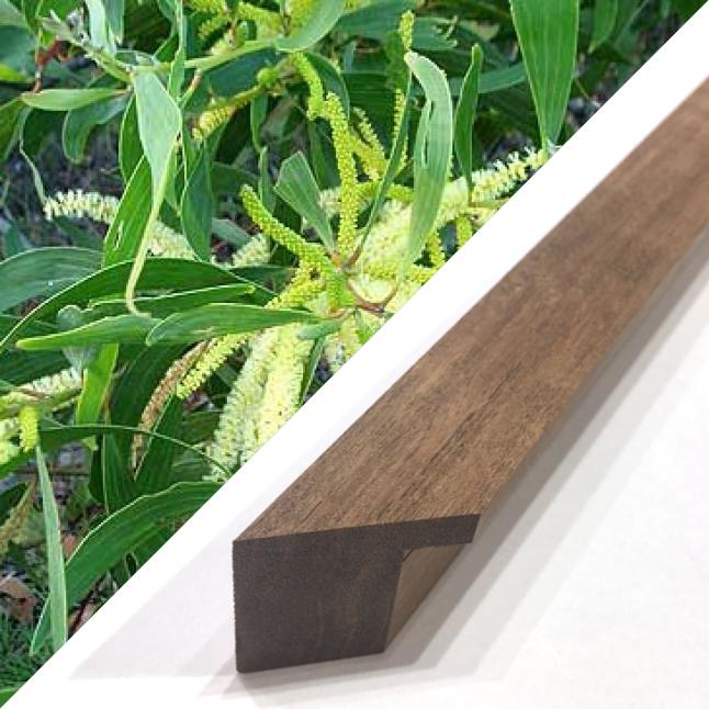 Black Wattle timber frame