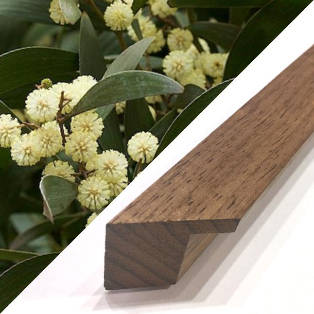 Blackwood timber frame