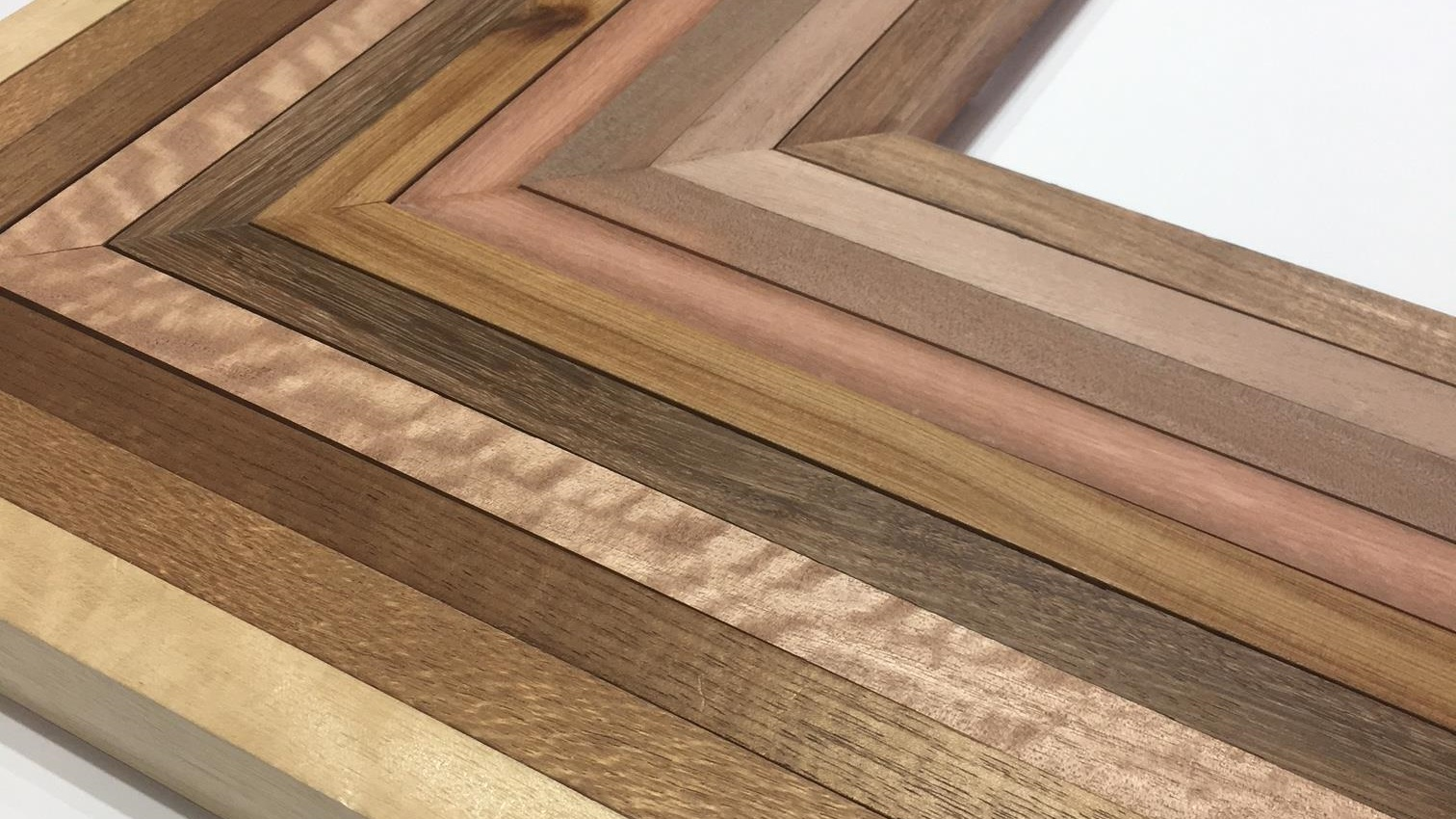native Australian timber picture frames