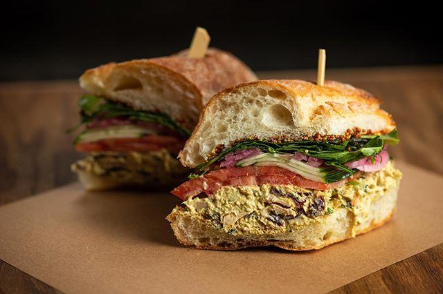 Tuesday's are for Tuna Fish Sandies 🐟 . . . #tuna #tunafish #tunafishsandwich #pescatarian #newyorkcafe #newyorkcoffeeshops #cafe #coffeeshop #lowereastside #lowereastsidenyc #littlecanal #littlecanalnyc . 📸: @mightyluckynyc @yaztea