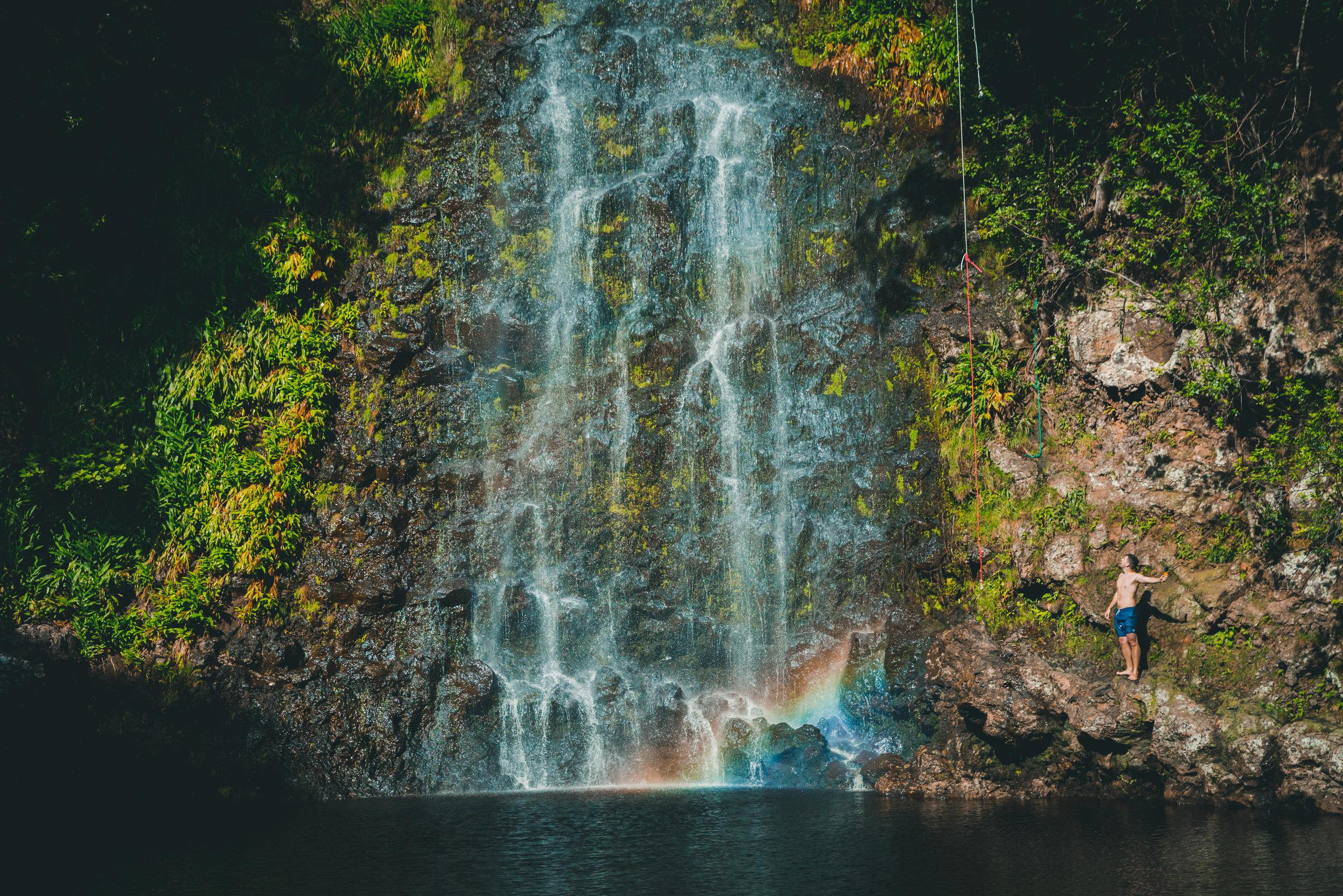 マウイ島   ノスタルジックな風景が残るリゾートの島