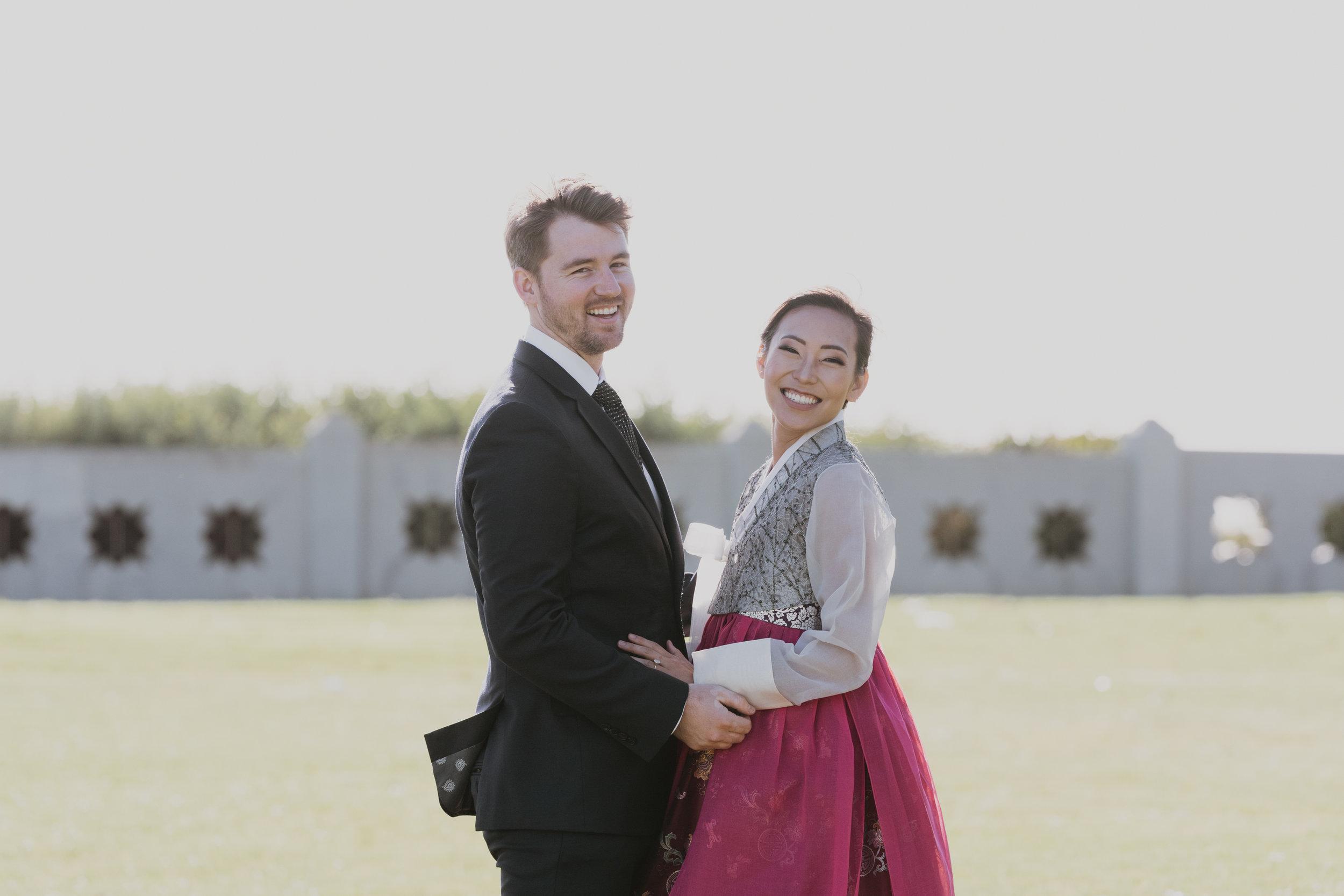 Michelle + James Korean Friendship Bell 29.jpg