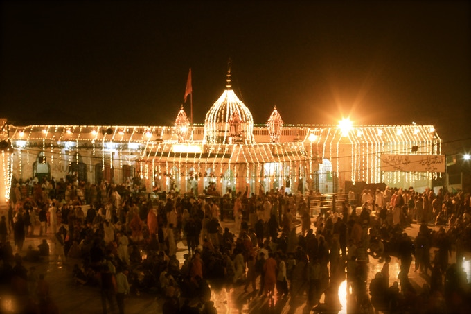 Pakpattan Sharif during the urs of Hazrat Baba Farid