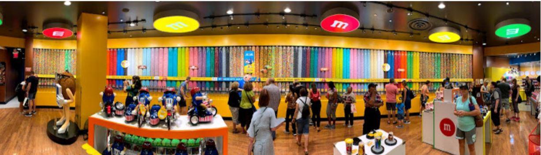 - M&M Store