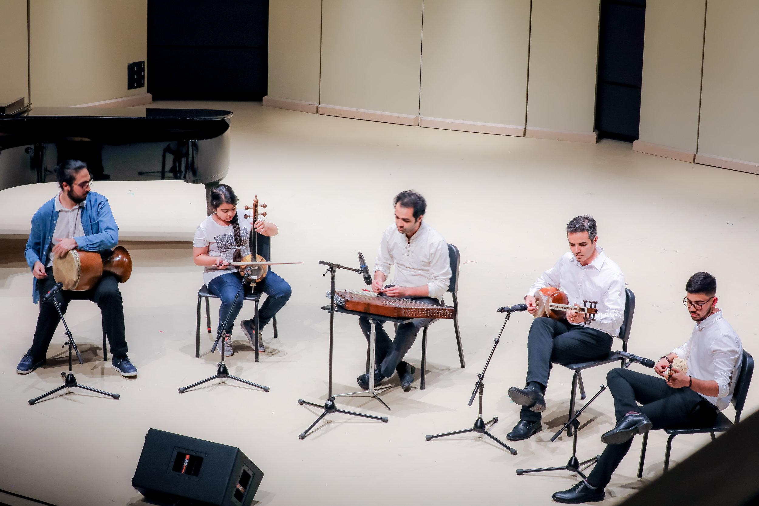 Traditional Iranian Ensemble