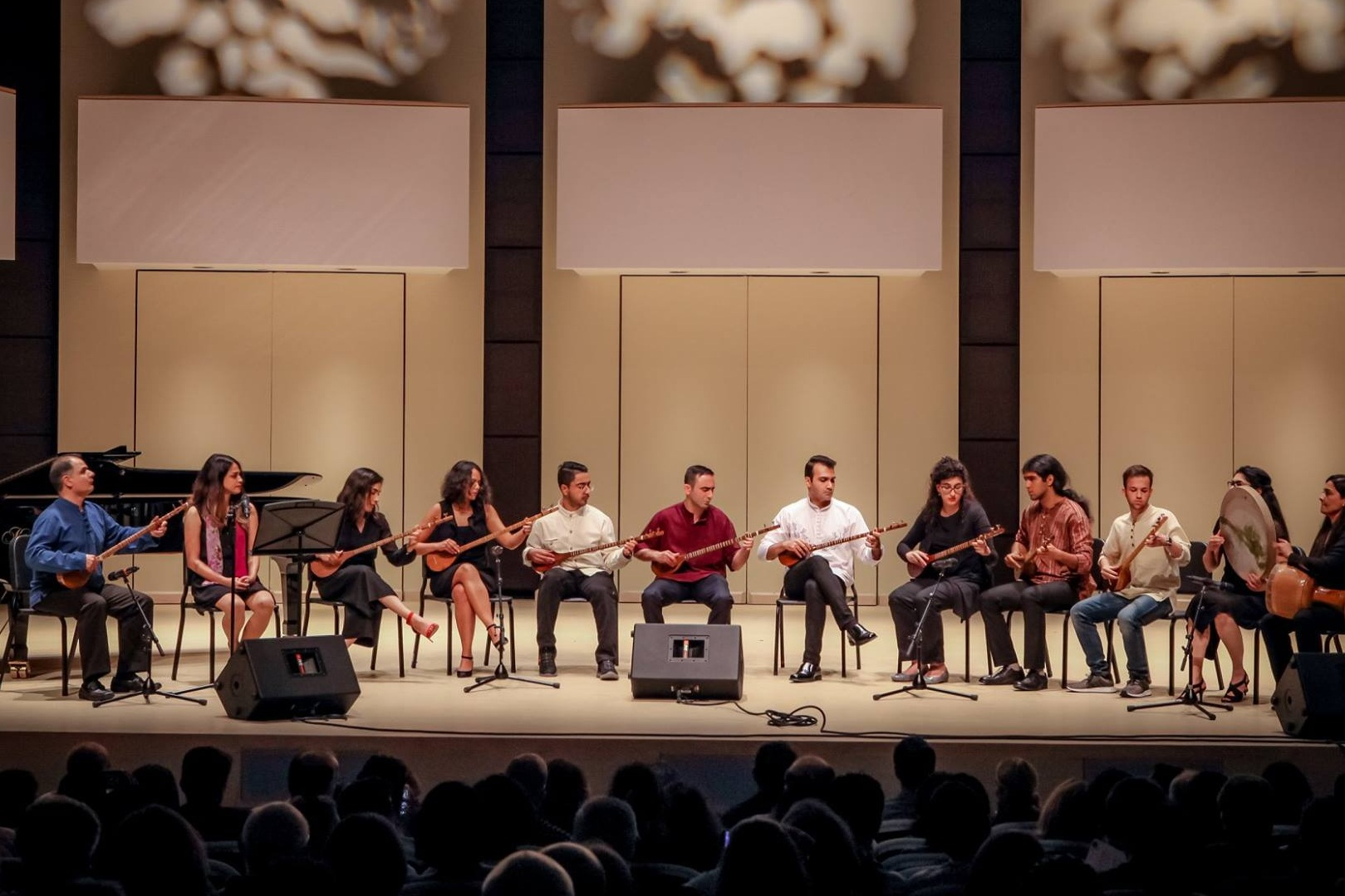 Setar Ensemble (directed by Shahin Fayaz)