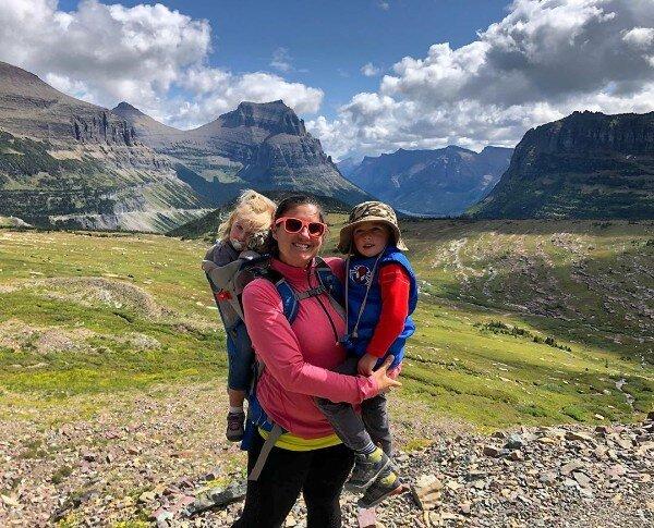 hidden lake trail glacier national park with kids.jpg