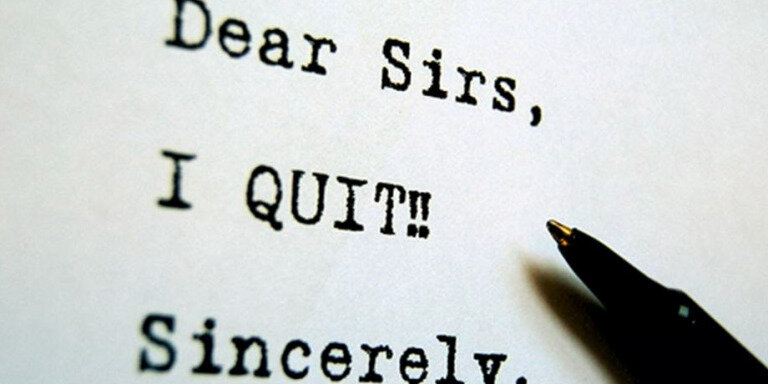 More Than30 % of people quit their job within the first 90 days. -