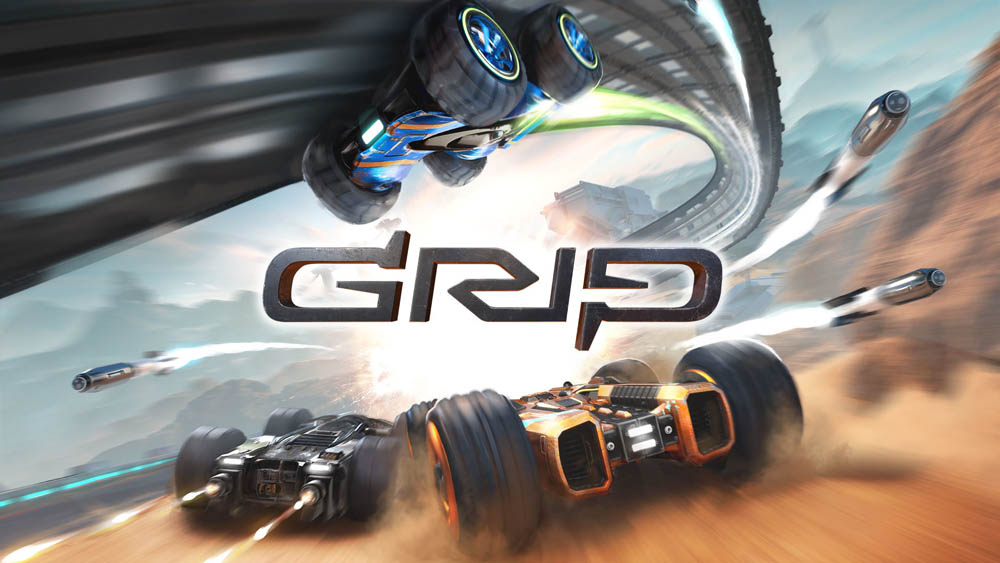 GRIP Combat Racing Game