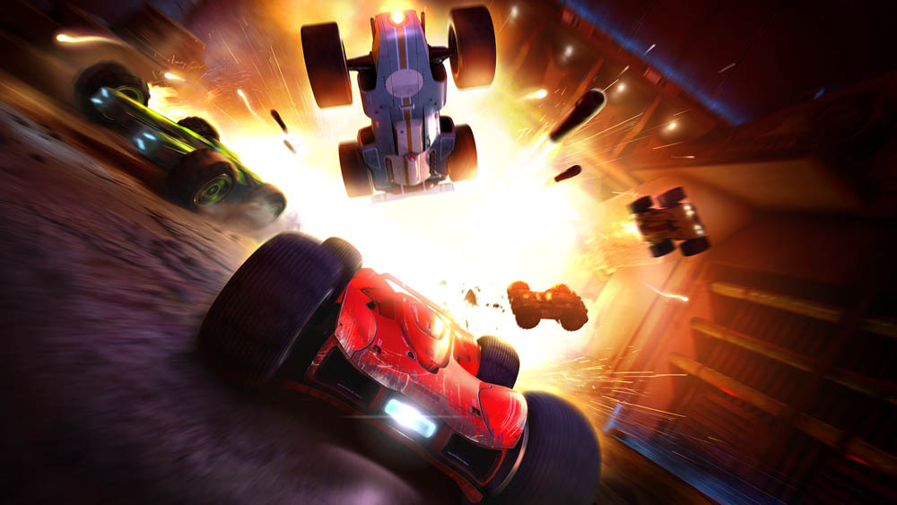 GRIP Combat Racing Game - Wallpaper