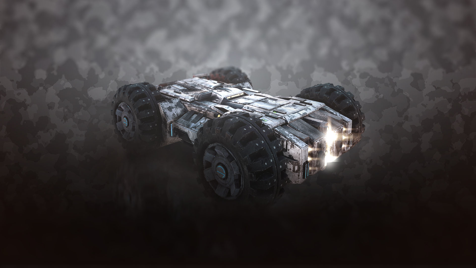 Dreadnought - A metal brick on wheels, built to smash through obstacles and blast its way through a battleground.