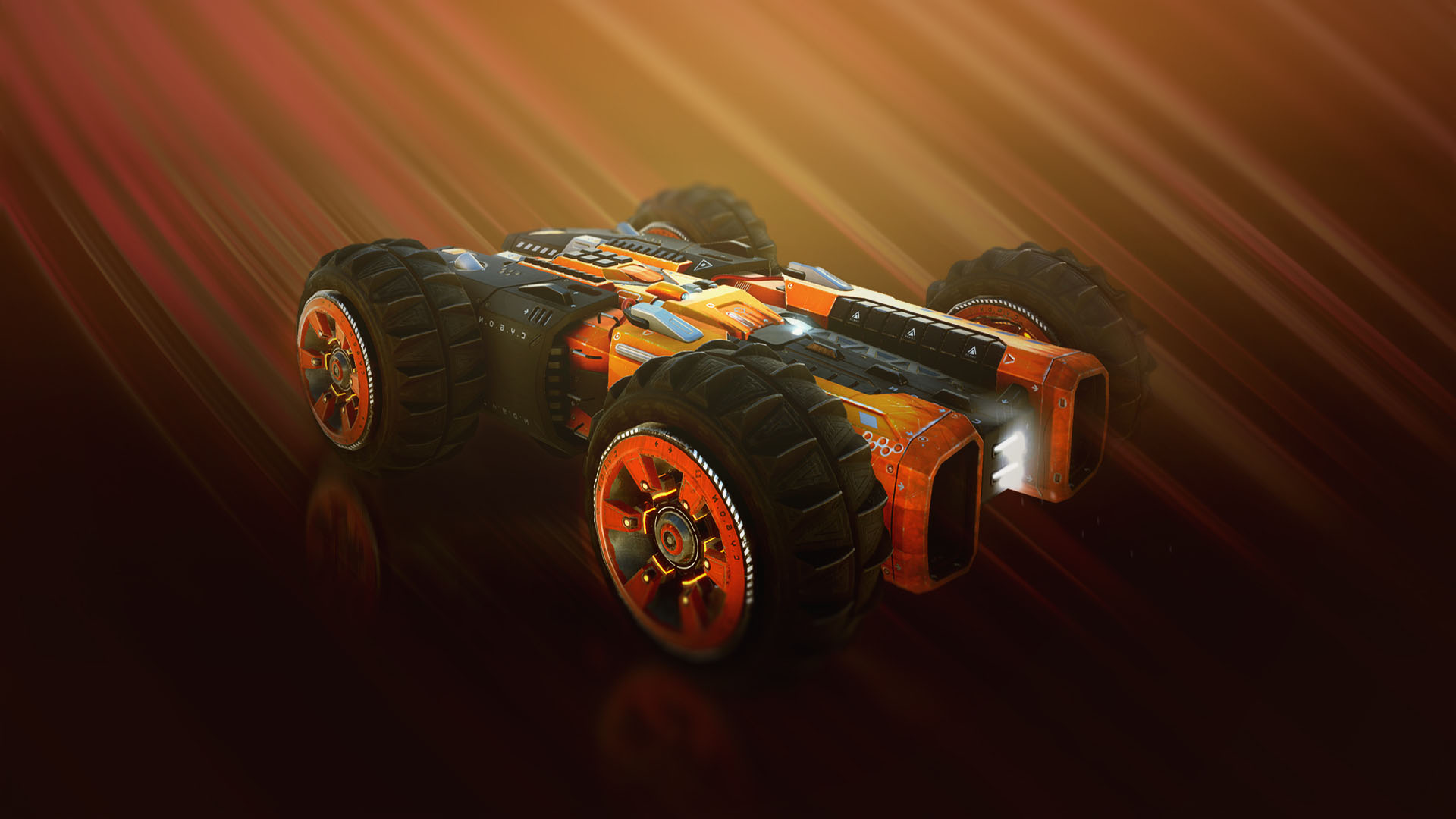 Eversor - Stacked with armour and speed, the Eversor is a fierce competitor.