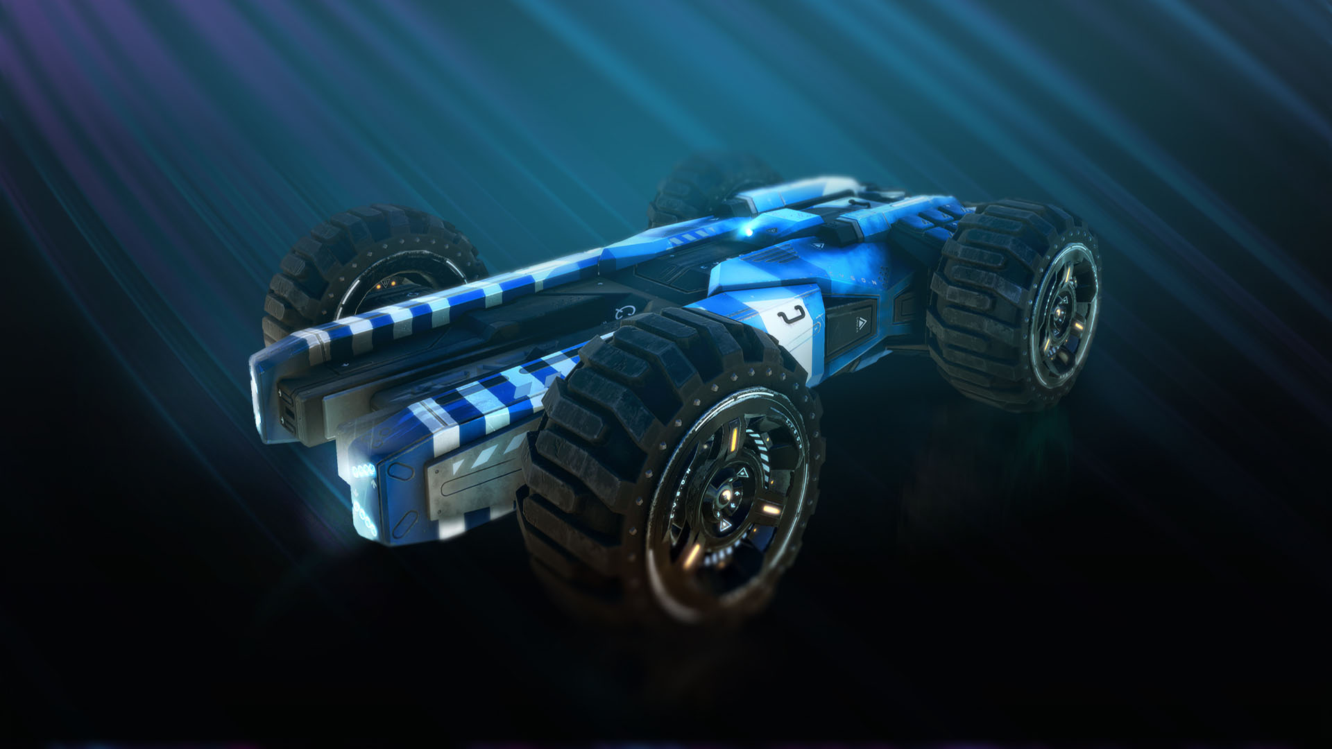 Tempest - Cygon's magnum opus. The Tempest is the fastest car they have ever created. Only skilled drivers apply.