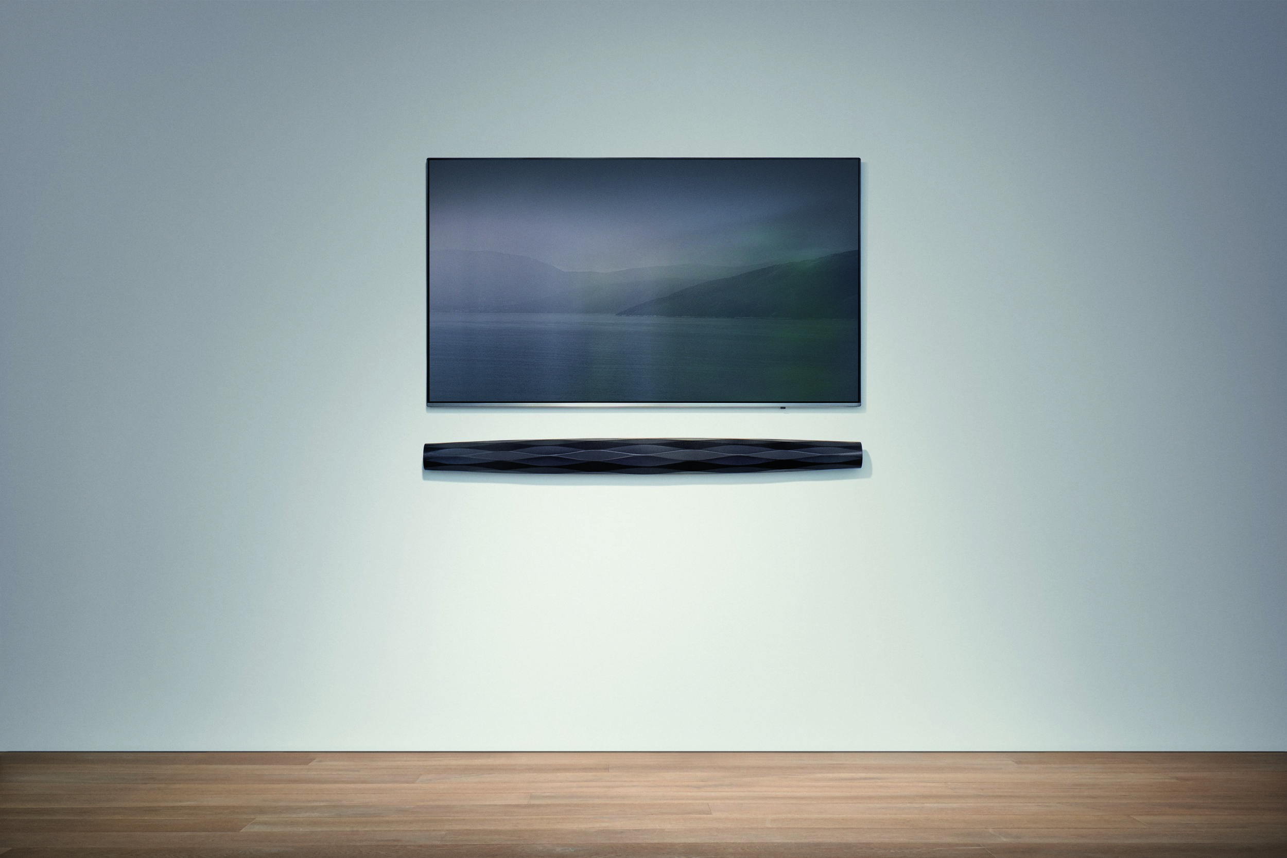 Formation Bar; a soundbar that gives a wide and inclusive soundstage for music and movies.