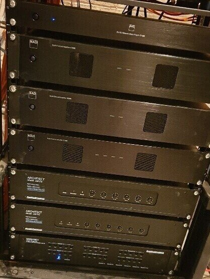 A week in the life of a home cinema installation team