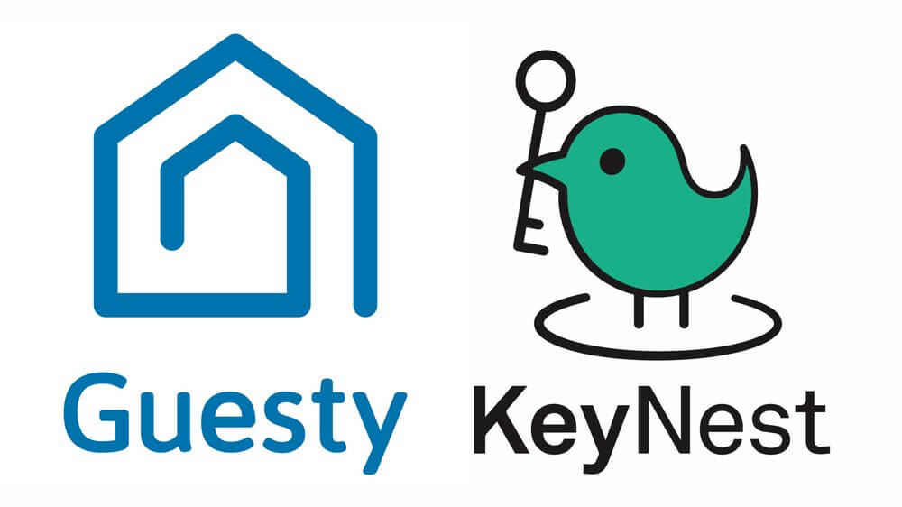 KeyNest has been integrated into the Guesty platform