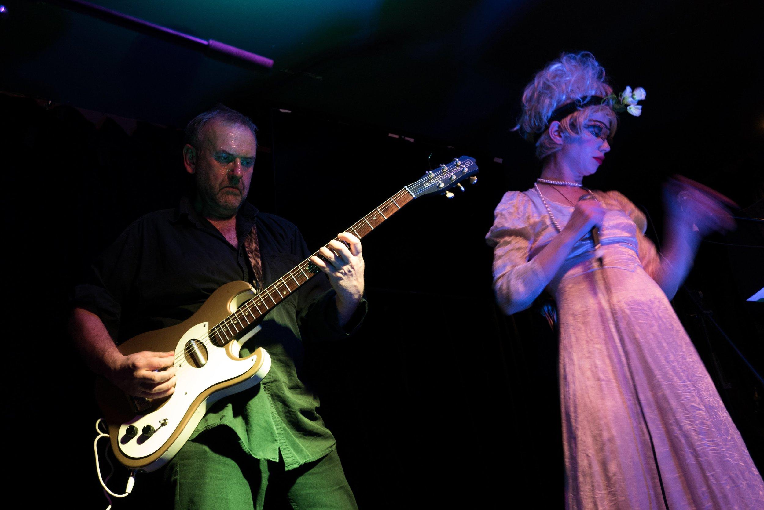 Rude Mechanicals - prog-punk-cabaret with Miss Roberts