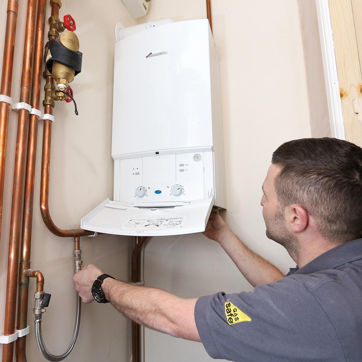 Boiler Repairs -