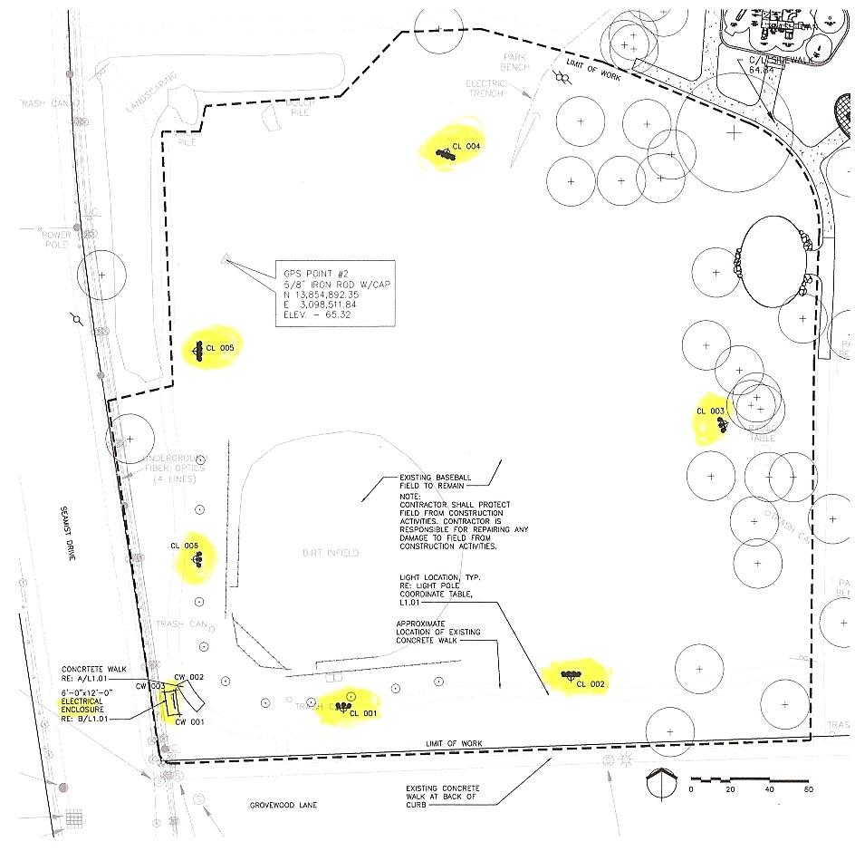 Jaycee Park Site Plan Aug 2015