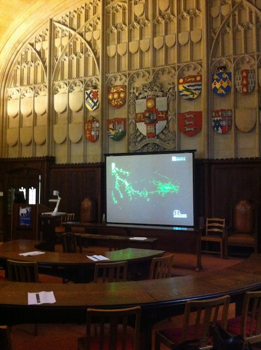 Bristol Neuroscience Festival,  Art Science slideshow