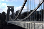 The Clifton Suspension Bridge / Brunel.Bristol