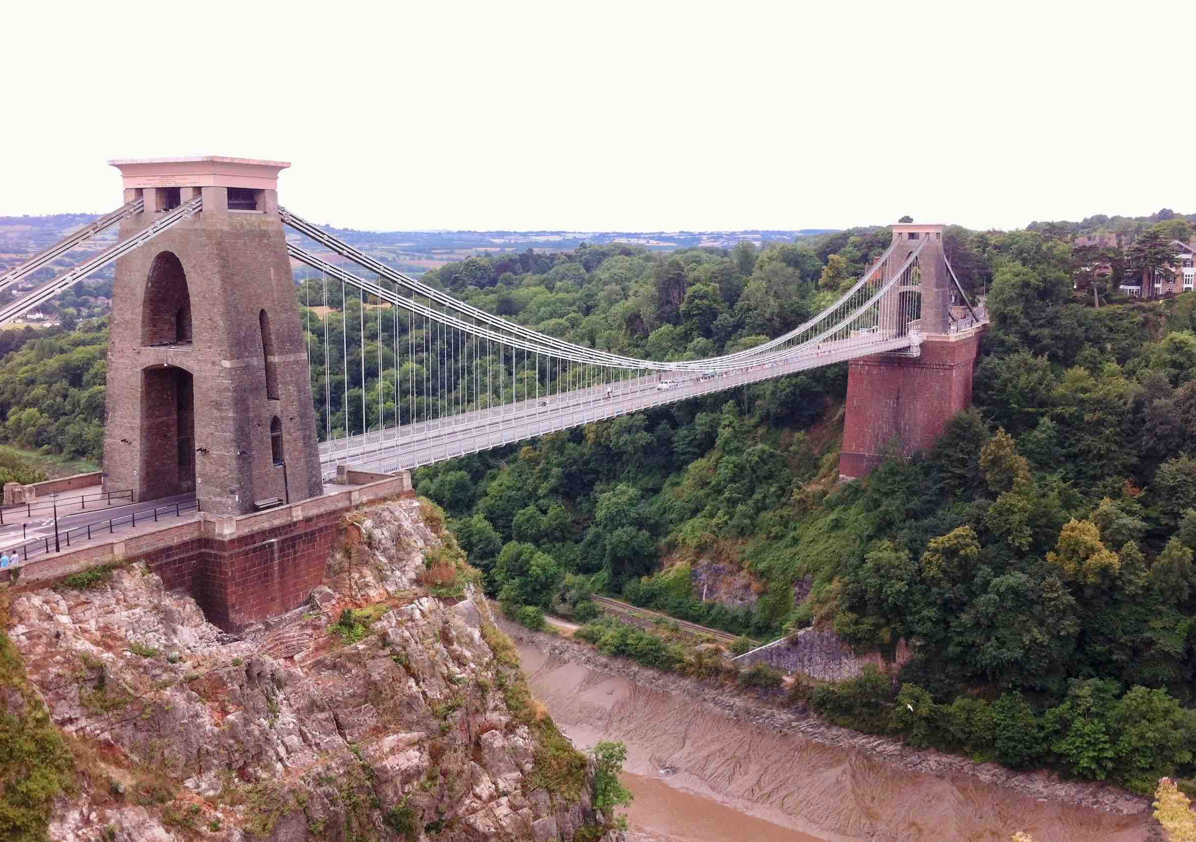 The Clifton Suspension Bridge / Brunel.Bristol