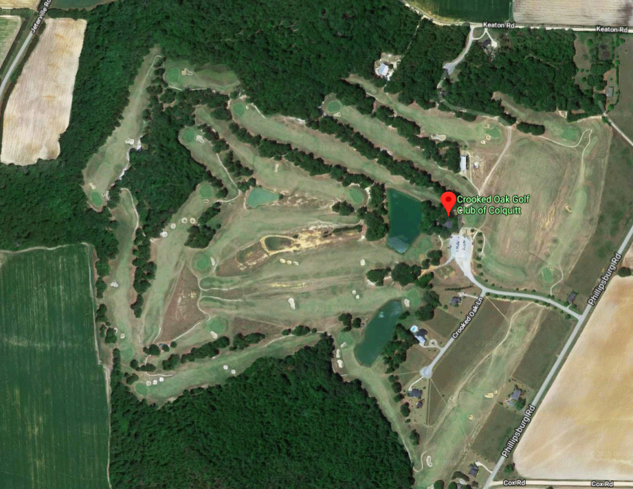 our location - Crooked Oak Golf Club100 Club House DriveColquitt, Georgia 39837(229) 758-9200