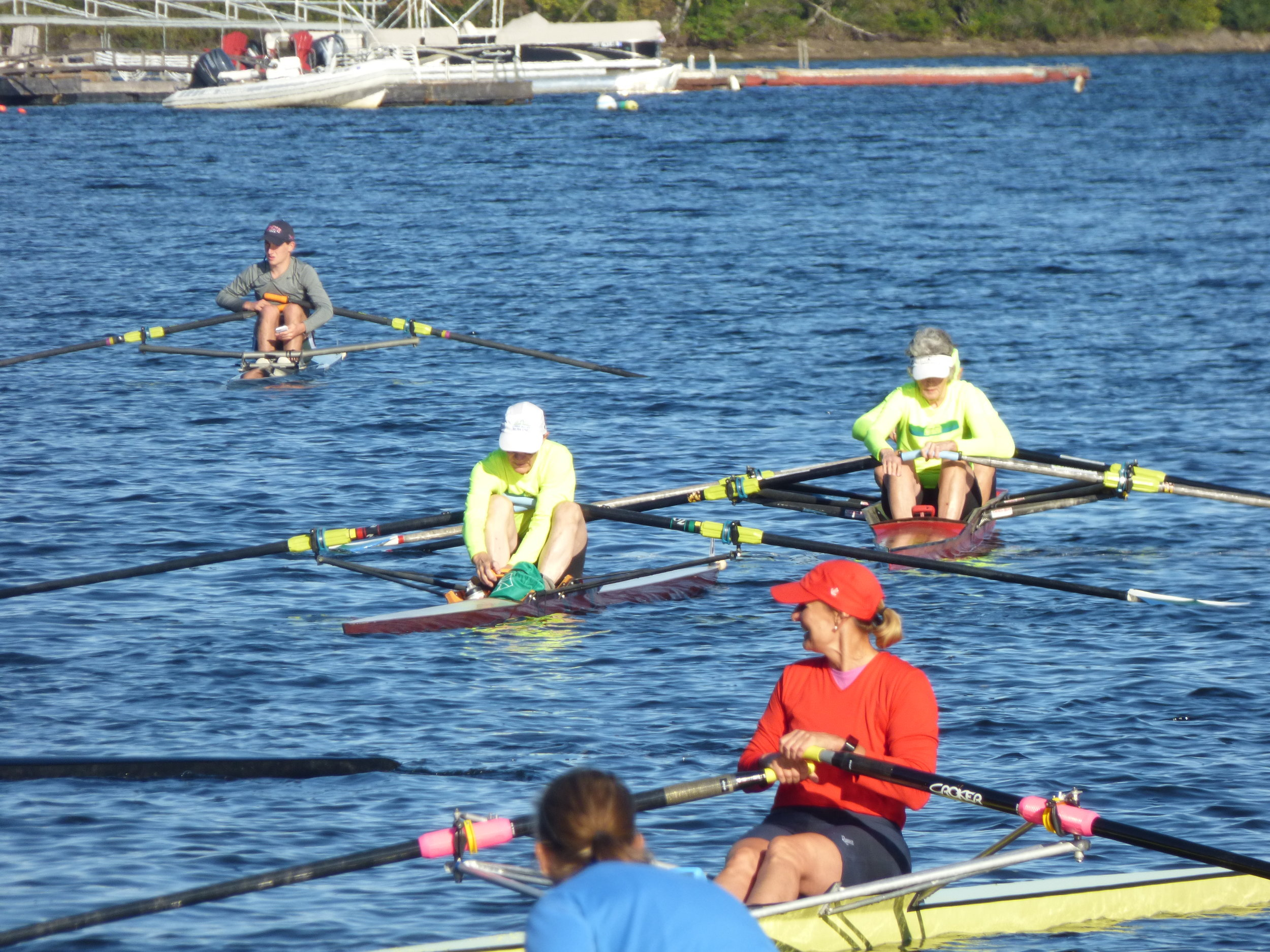 - ADULT ROWING