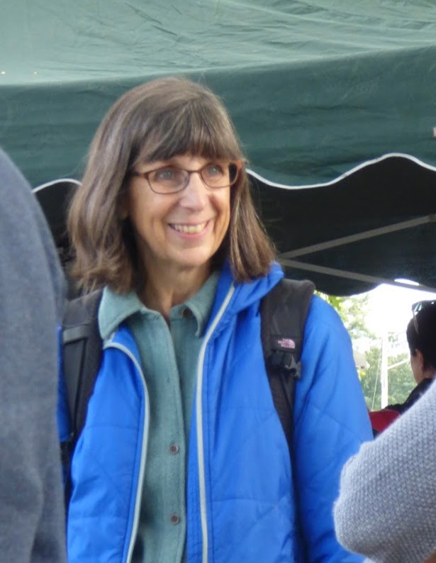 MEG WEBB, VICE PRESIDENT   Meg grew up swimming, sailing and canoeing on a lake in the Green Mountains of central Vermont, where she developed a love for water sports at a young age. Her first introduction to rowing however was when her daughter daughter quit the track team because it wasn't fun. Meg's love of rowing may also be genetic, because her grandfather spent countless hours sculling on the Charles when he was at Harvard. [Her grandmother used to say he left his summa cum laude on the bottom of the river! ] Meg is a wannabe rower, parent of a coxswain and a college rower. She and her husband, Walter Love, practice medicine together in Waldoboro village. In her free time, Meg enjoys hiking, trail running, gardening, knitting and playing her fiddle.