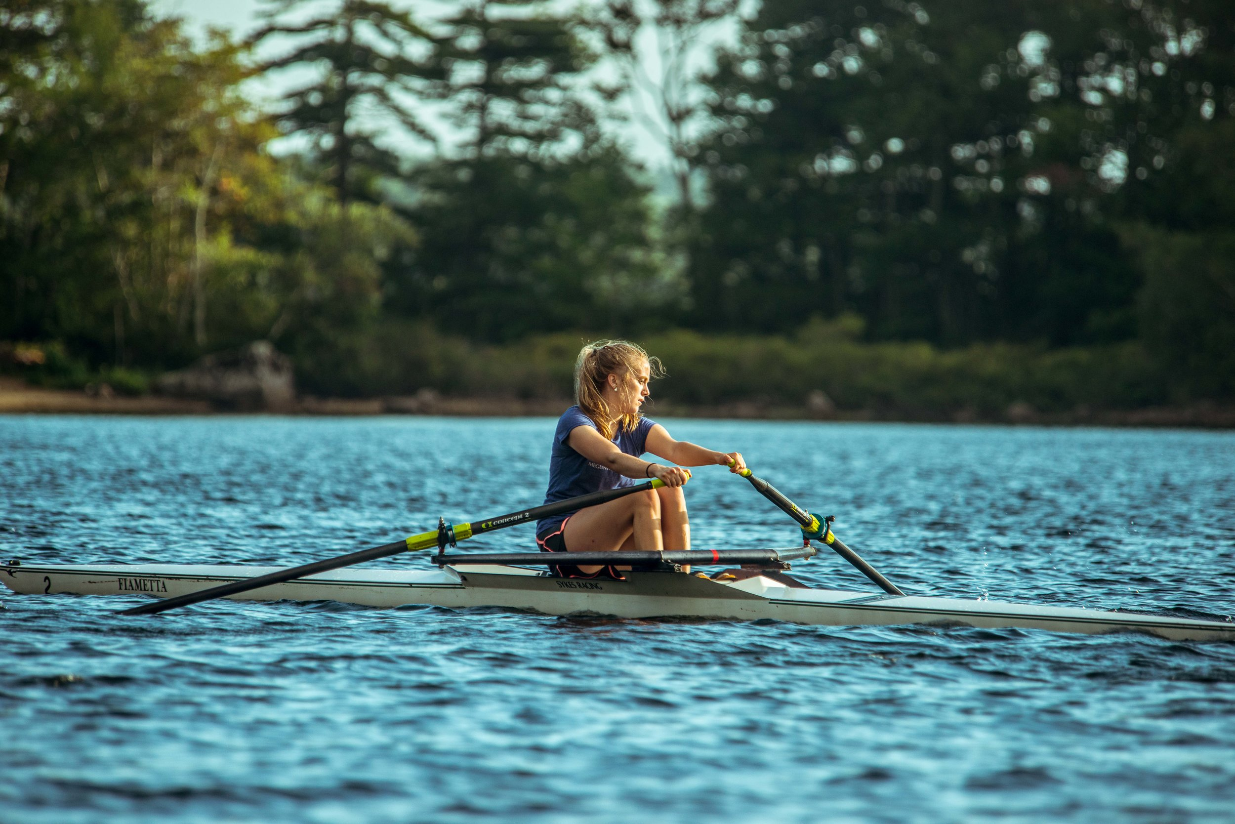 - MASTER'S learn to row level 2