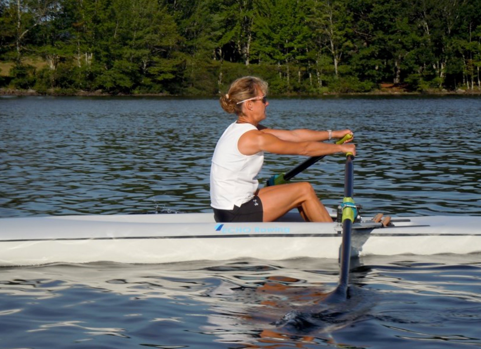 - summer learn to row level 1