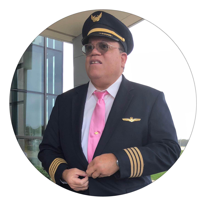 Captain D Clark