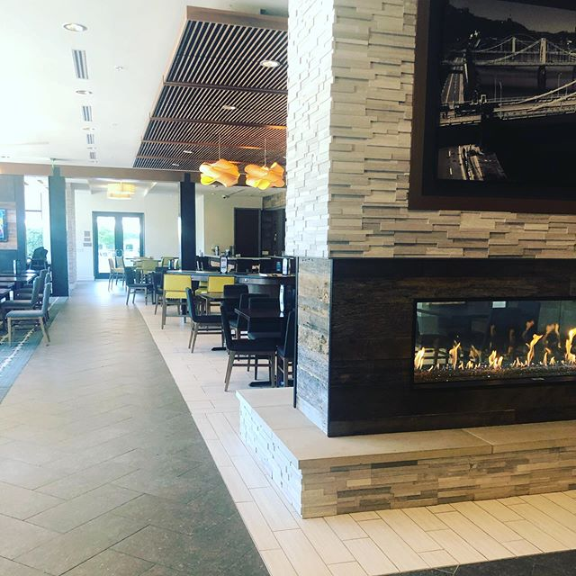 Another fabulous venue in the 'Burgh to explore!  #stripdistrict #homewoodsuites #thatview