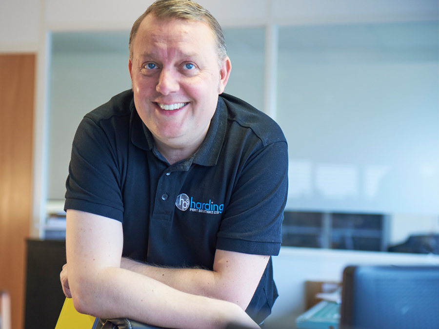 Brett Joyner, Senior Account Manager - One of the longest serving members of the team, Brett is a dedicated problem solver who manages many of our key accounts. He loves being asked 'how do we do this?'.brett@hps-ltd.org.uk