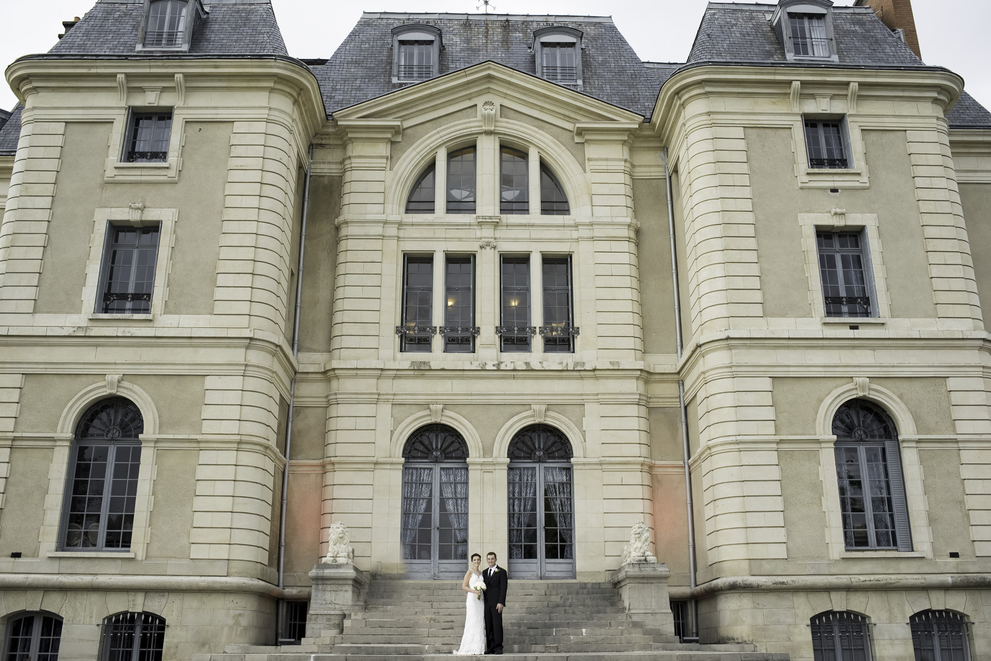 Chateau la Caniere | Wedding photographer Clermont-Ferrand Auvergne
