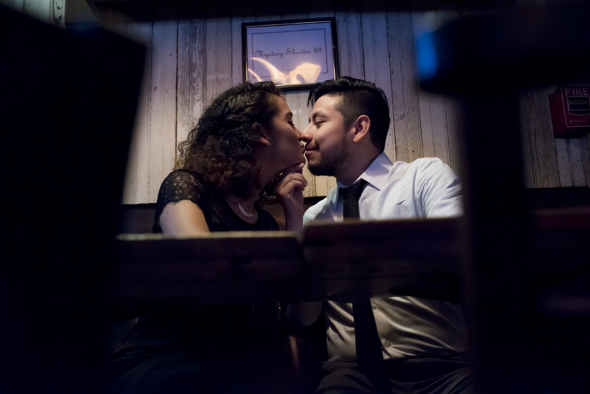 Washington DC couple session | French wedding photographer Auvergne | Wedding destionation