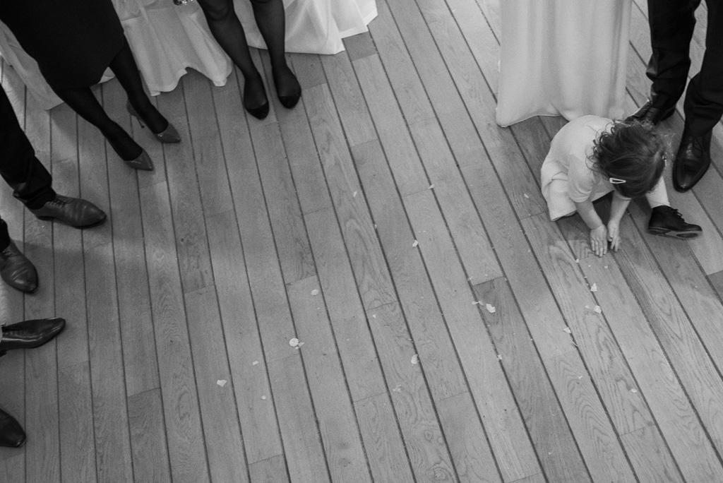 mariage à Saint Cyr au Mont D'Or
