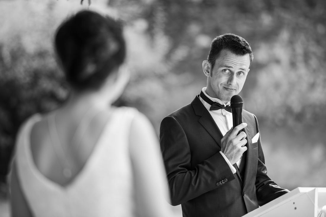 Mariage franco-allemand au château de Bourrasol et à l'hôtel Océania