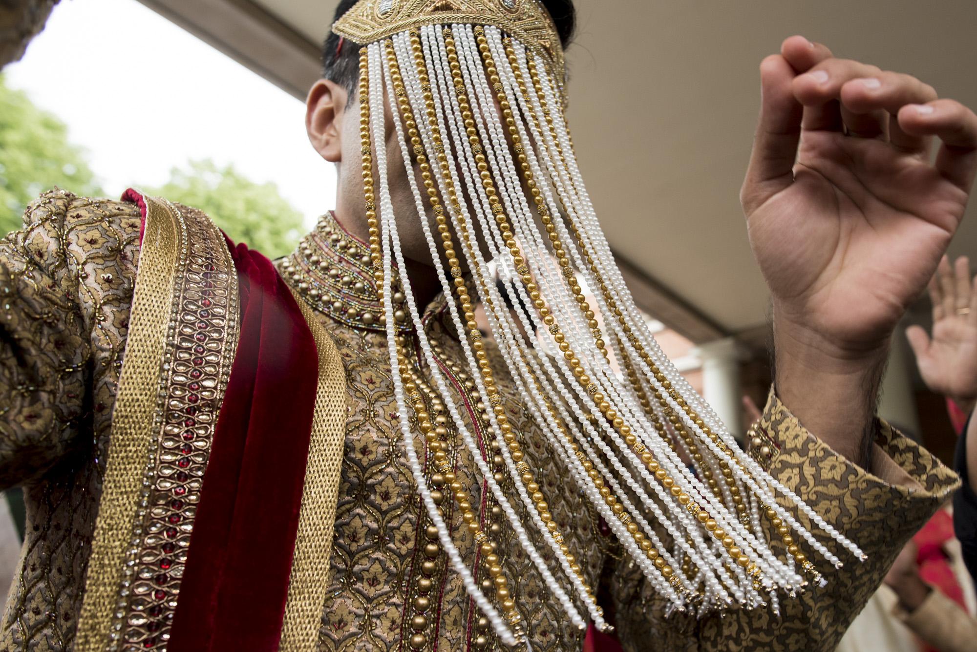 Indian wedding at Marriott Hotel, Washington DC Dulles