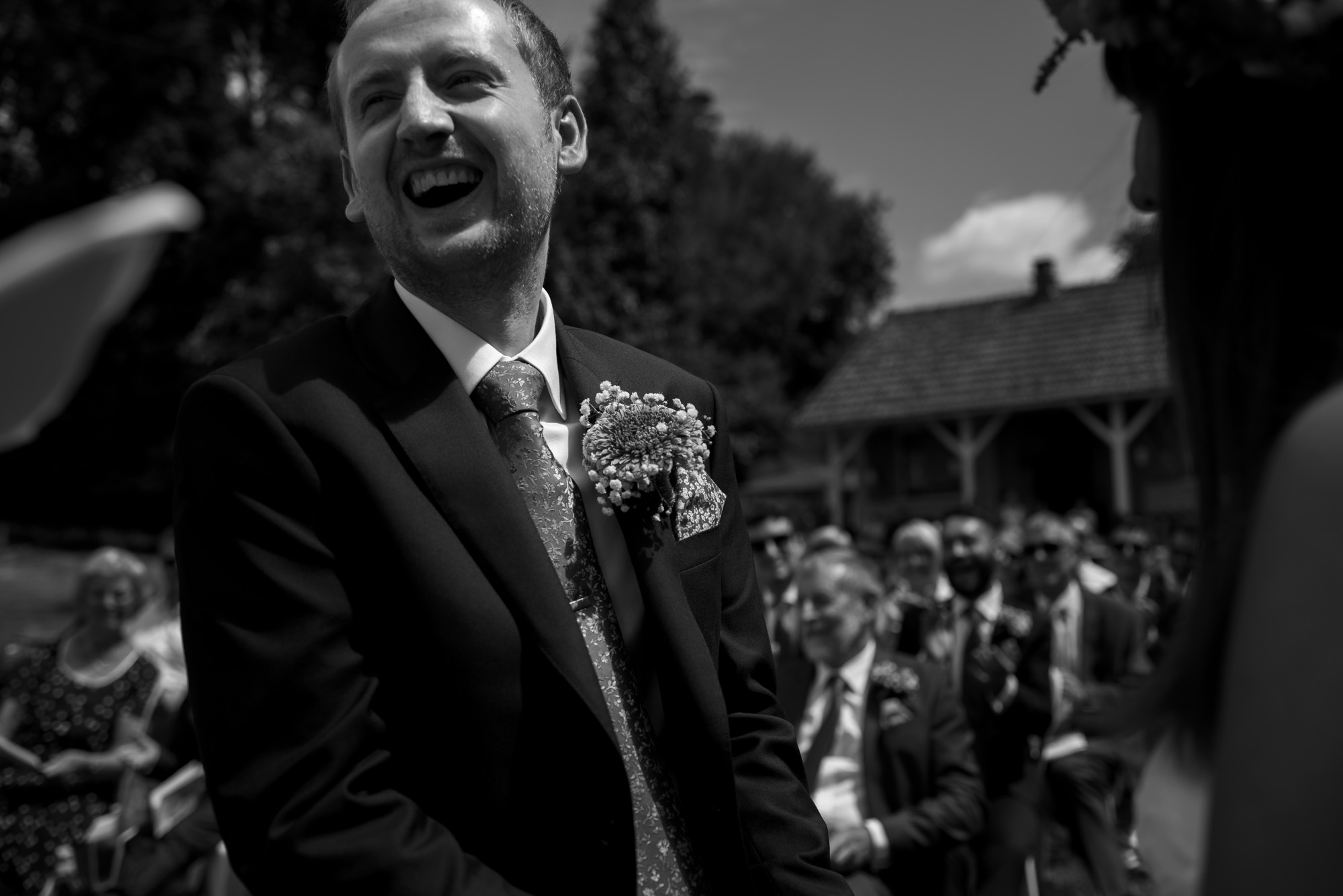 An english wedding in Limoges | french wedding photographer Bordeaux