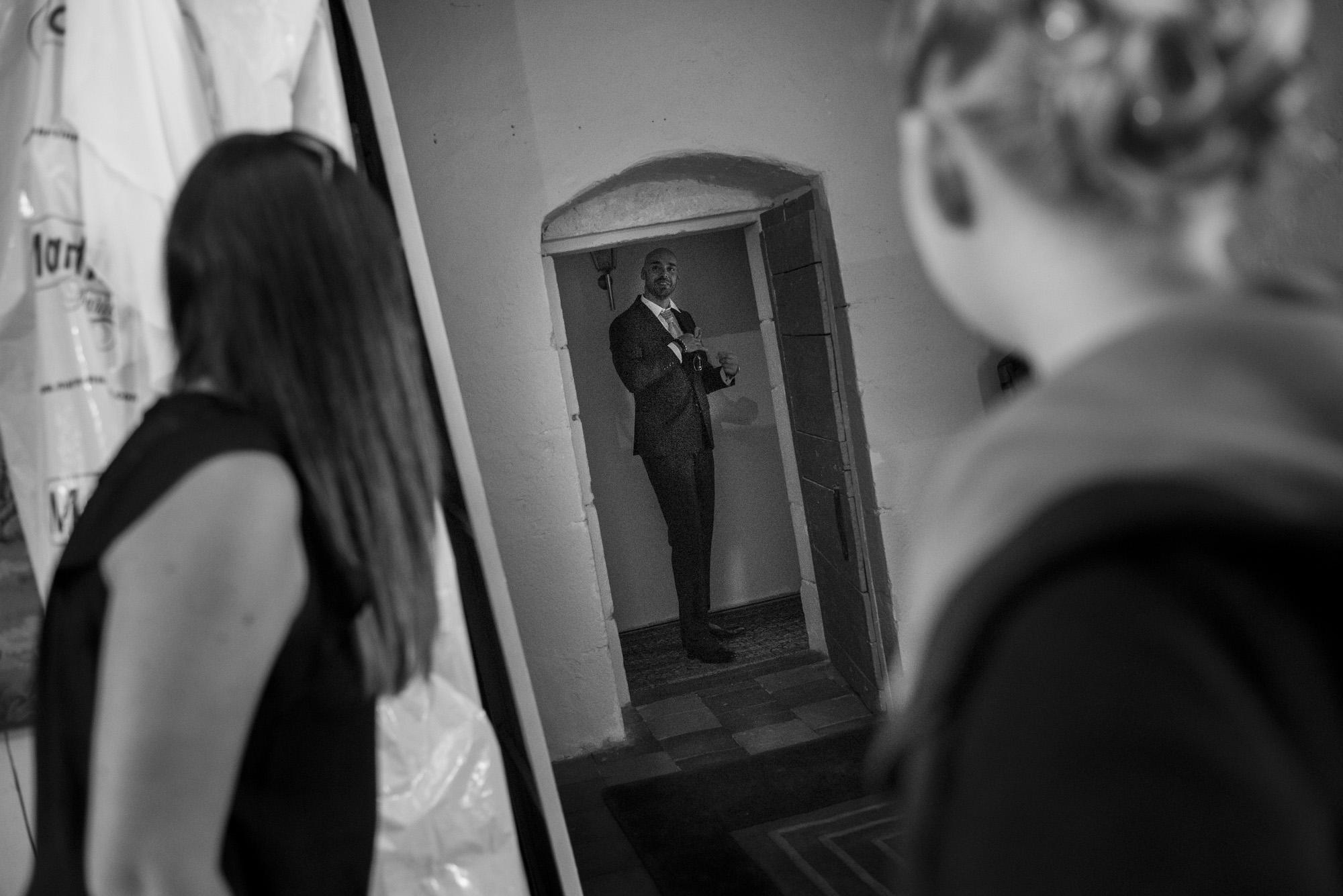 Mariage au château des Martinanche | Photographe de mariage Issoire