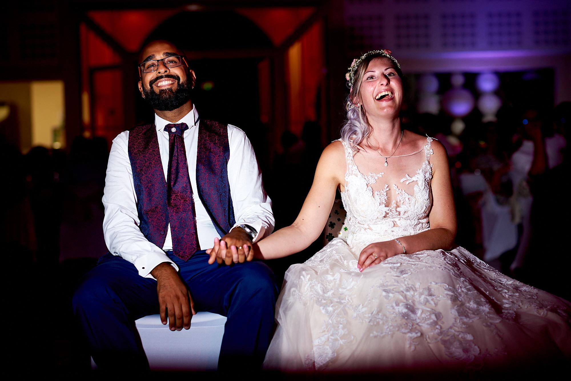 Photographe de mariage à Auxerre en Bourgogne-Franche-Comté | La soirée du mariage